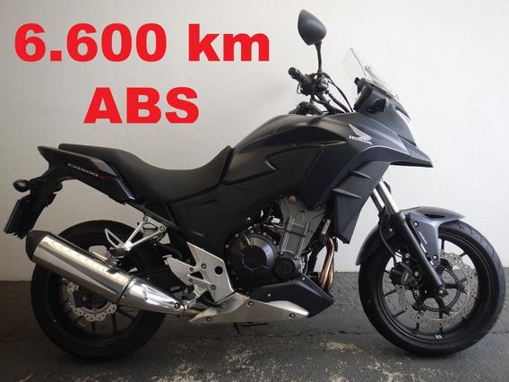 Honda Cb 500 X Abs - Só 6.600 Km !!