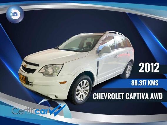 Chevrolet Captiva 3.0 Awd Financiamos Certificar