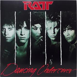Lp - Ratt - Dancing Undercover (1987) - (capa Plotagem) Nova