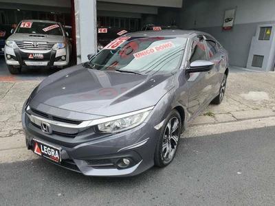 Honda Civic Ex 2.0 I-vtec Cvt Flex Aut. 2018