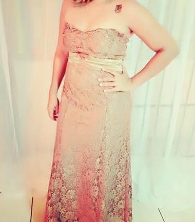 Vestido (usado)