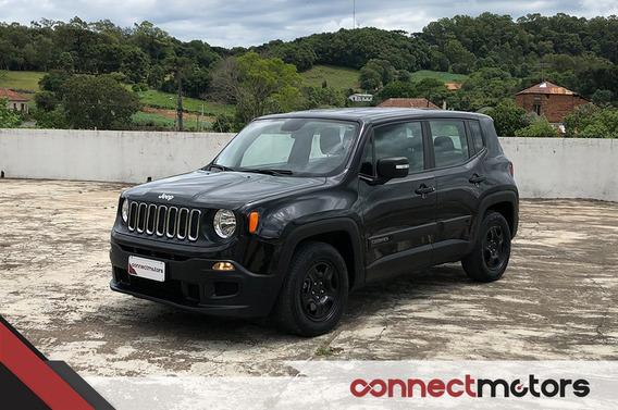 Jeep Renegade Standard 1.8 Flex Automático - 2016