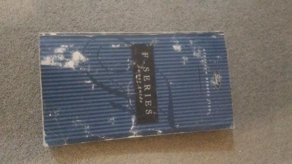 Manual Proprietário Ford F-150 1995