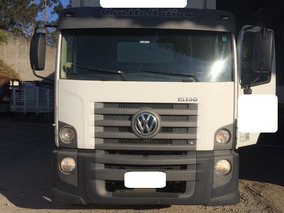 Volkswagen Vw 15.190 4x2 Ano 2013/2014 No Chassi