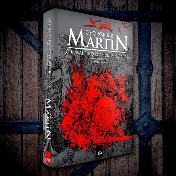 Livro - O Cavaleiro Dos Sete Reinos - Ilustrado