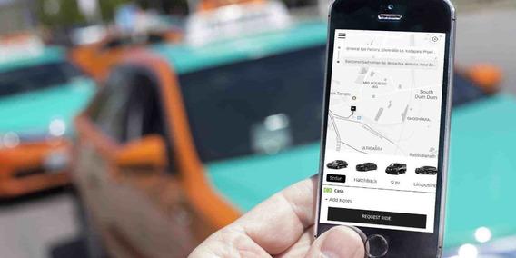 Script Clone Uber Completo - Modelo Tranxit 2018