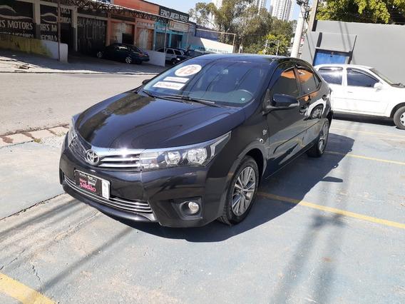 Toyota Corolla Xei Aut Completo 2015 Ótimo Estado $ 63990