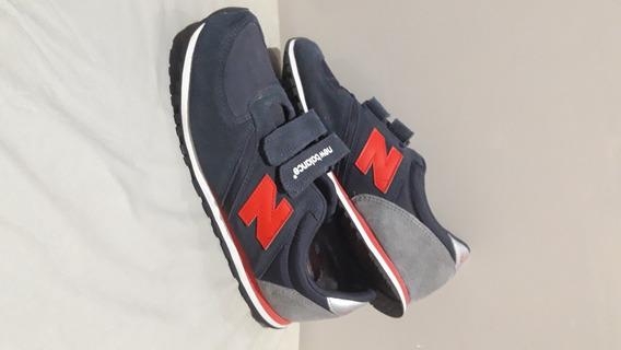 Zapatillas New Balance Ke420vry - Usadas