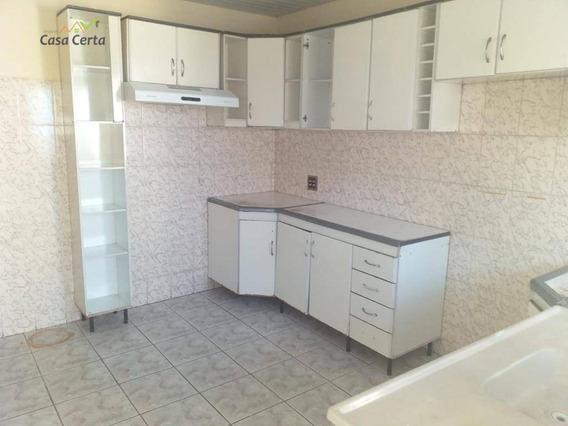 Casa Com 4 Dormitórios Para Alugar, 185 M² Por R$ 1.300/mês - Jardim Igaçaba - Mogi Guaçu/sp - Ca1393
