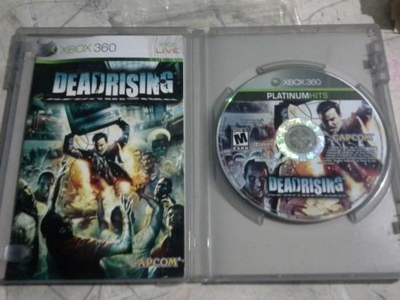 Dead Rising - Xbox 360 Original Completo, Mídia Física