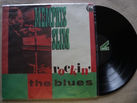 Lp Memphis Slim- Rockin
