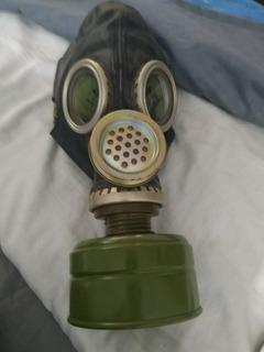 Máscara De Gas Gp5