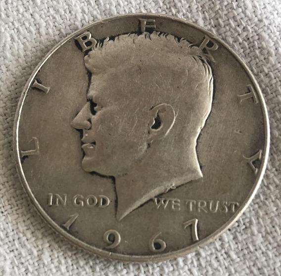 Usa : Half Dollar 1967