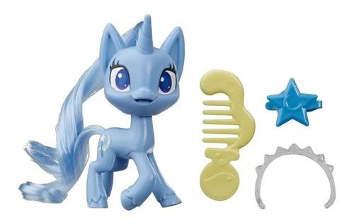 My Little Pony Trixie Lulamoon Con Pocion Y Acessorios