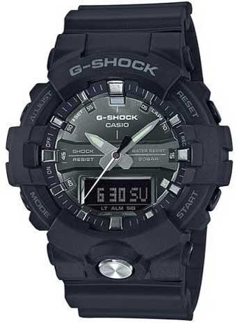 Relógio Casio G-shock Masculino Digi/ana Ga-810mma-1adr