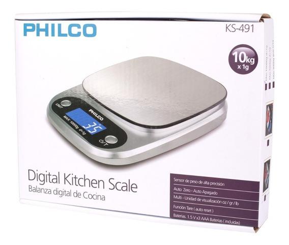 Balanza Digital | Philco