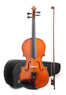Viola 16 Pulgadas + Case + Arco Etinger - Envío Gratis