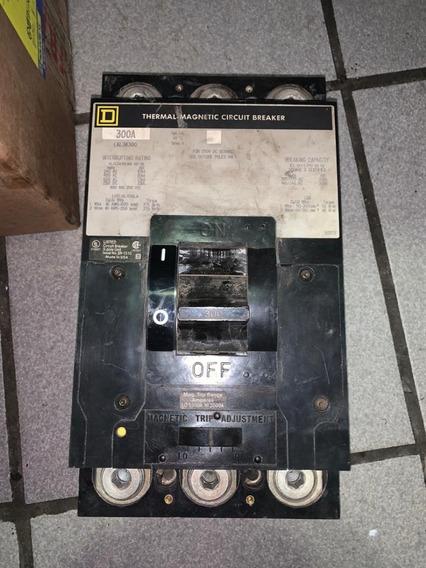Interruptor Termomagnetico