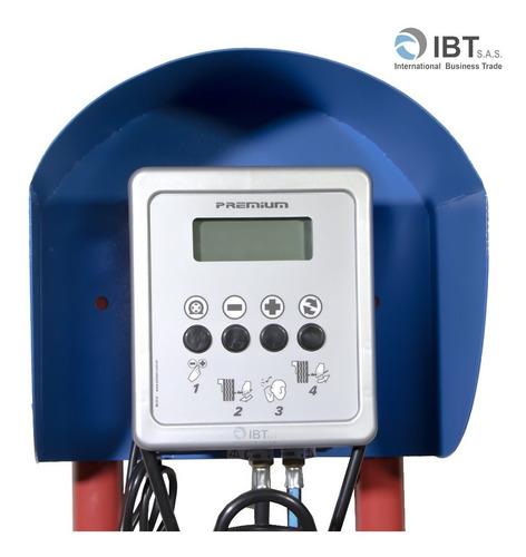 Imagen 1 de 6 de Calibrador Digital Y Automático De Llantas Con Pedestal 58lb