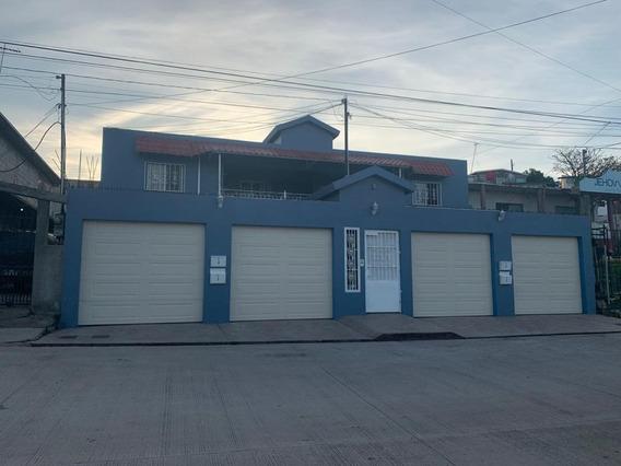 Departamento En Renta En Col. Benito Juarez, Playas De Rosarito B.c.