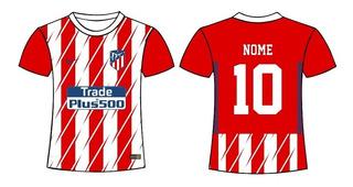 Replica Camiseta Atletico De Madrid