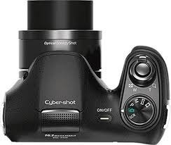 Câmera Sony Dsc- H100