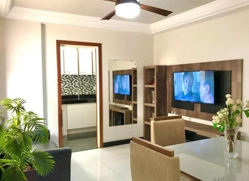 Apartamento Em Praia Do Morro, Guarapari/es De 65m² 1 Quartos À Venda Por R$ 260.000,00 - Ap908609