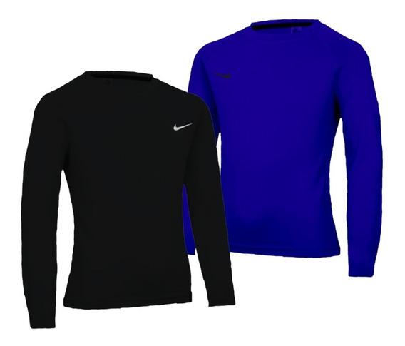 Sueter De Niño Dri-fit Nike Unicolor Sudadera