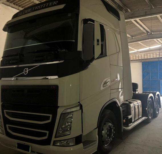 Volvo Fh 540 2019 6x4 Globetrotter