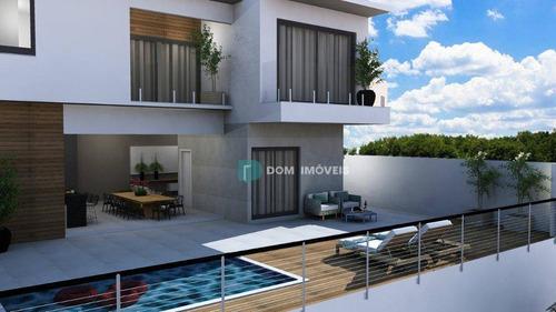 Casa À Venda, 321 M² Por R$ 1.390.000,00 - Spina Ville Ii - Juiz De Fora/mg - Ca0371