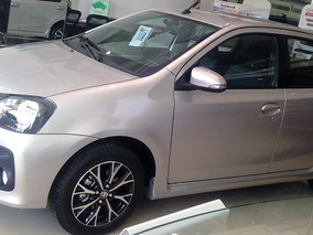 Toyota Etios X Hatchback 5 Puertas Entrega Inmediata