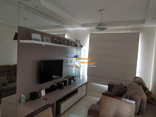 Apartamento Com 3 Dormitórios À Venda, 55 M² Por R$ 210.000,00 - Santiago - Londrina/pr - Ap0101