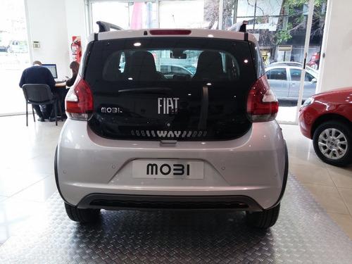 Fiat Mobi Anticipo Y Cuotas! Okm Rs