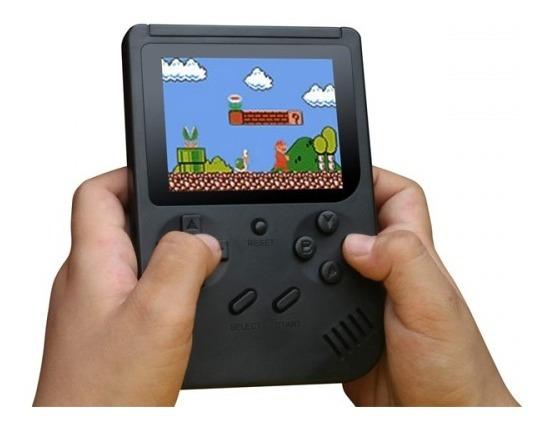 Video Game Portátil Console Nintendo 400 Jogos Com Controle