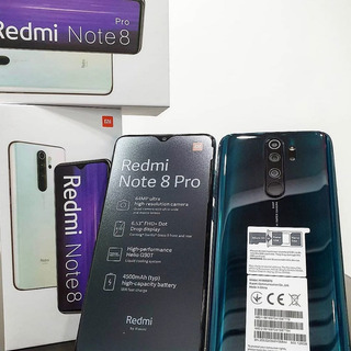 Celular Redmi Note 8 Pro 128gb Verde Versão Global