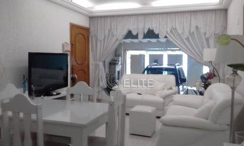 Sobrado Com 2 Dormitórios À Venda, 125 M² - Campestre - Santo André/sp - So2396