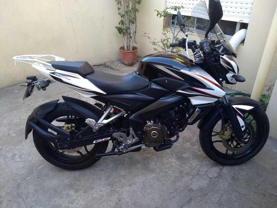 Moto Bajaj Ns 200 Impecable