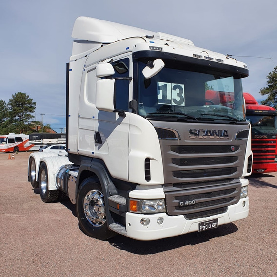 Scania G400 Trucado 6x2 2013 Automáticio Opticruise