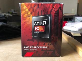Procesador Amd Fx 6300 6 Nucleos Black Edition Caja Envios