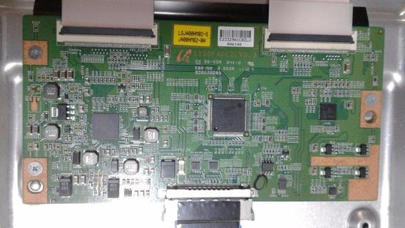 Placa-tcon Lsj400hm02-s Samsung Un40d5800vgxzd