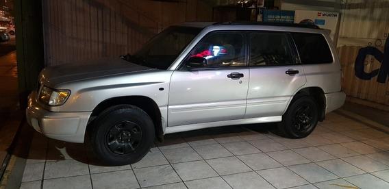 Subaru Forester Camioneta 4x4