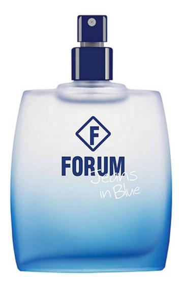 Forum Jeans In Blue Perfume Unissex - Edc 50ml Beleza Na Web