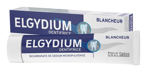 Elgydium Blanqueador Dentífrico Pasta Dental 75ml (100g)