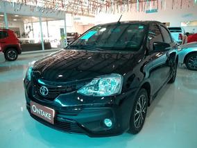 Toyota Etios 1.5 16v Platinum Aut. 4p - Ontake 5405