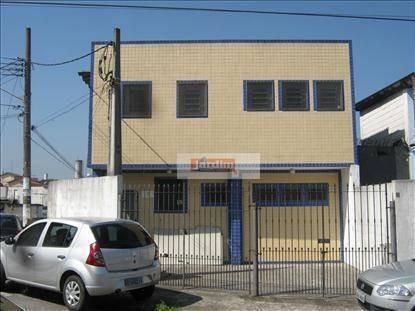 Galpão Comercial À Venda, Serraria, Diadema. - Ga0003