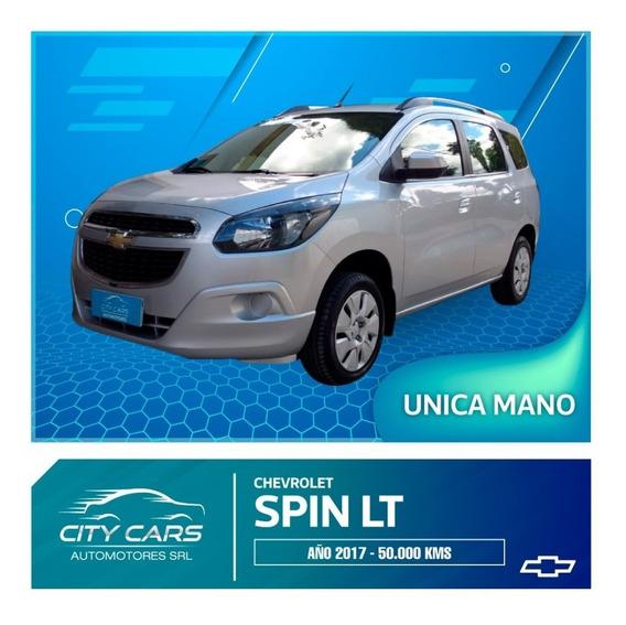 Chevrolet Spin Lt M/ T 50.000kms!!