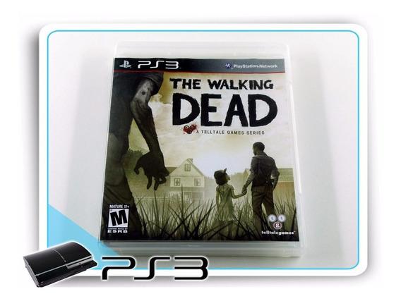 Ps3 The Walking Dead A Telltale Games Series Original