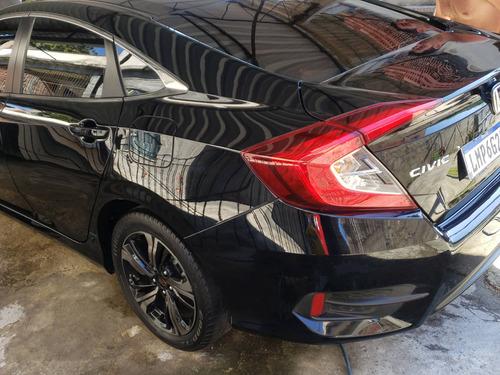 Imagem 1 de 1 de Honda Civic 2018 2.0 Sport Flex Aut. 4p