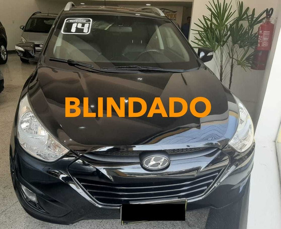 Hyundai Ix35 2.0 Gls Automática Blindado Sem Delaminação