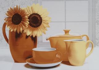 Ceramica Decorada 25x35 Para Cocina Diseño Hd X Pieza 1ra Aq